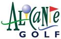 Logotipo de Alicante Golf