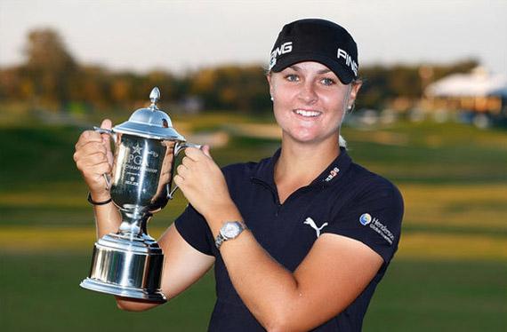 """Anna Nordqvist es una de las dos ganadores de """"grandes"""" de 2009 que acudirán a La Sella"""