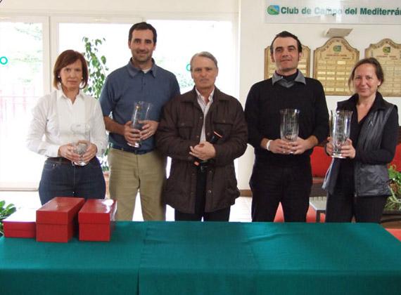 """Entrega de premios de """"Trofeos Molina"""""""