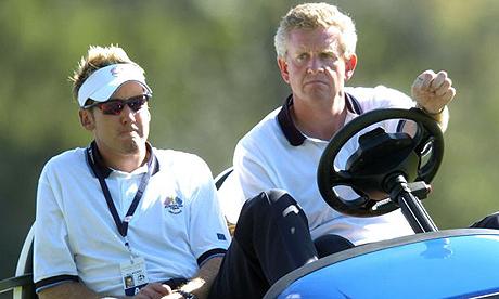 El golf británico dirige el equipo europeo de la Ryder