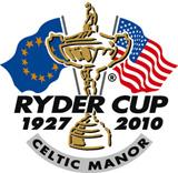 Logotipo de la Ryder Cup 2010