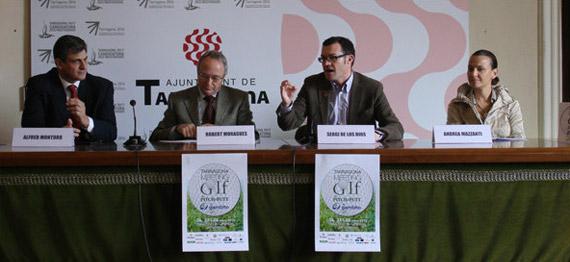 Presentación de la feria Tarragona Meeting Golf