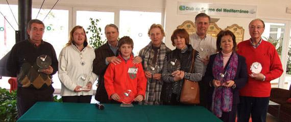 Ganadores Trofeo Hole Golf