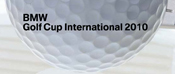 Logotipo de la BMW Golf Cup International 2010