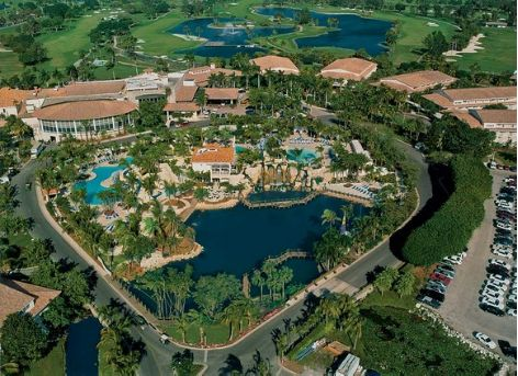 The Doral Golf Resort & Spa