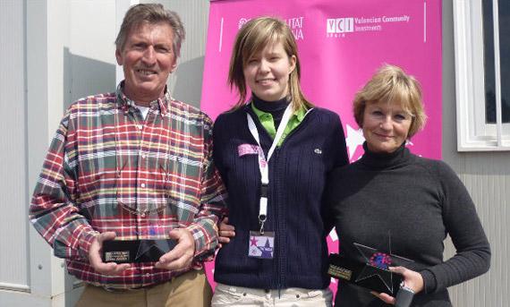 Ganadores del torneo de Sierra Cortina