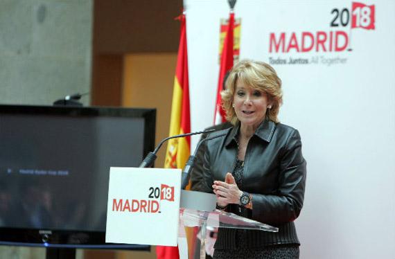 La Comunidad de Madrid se vuelca en la Ryder Cup