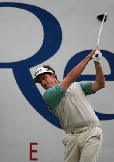 Gonzalo Fernández-Castaño en el Open de España (foto de Jorge Andréu)