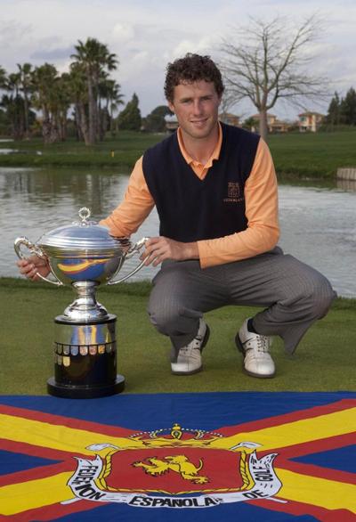Reinier Saxton, ganador de la Copa del Rey 2009