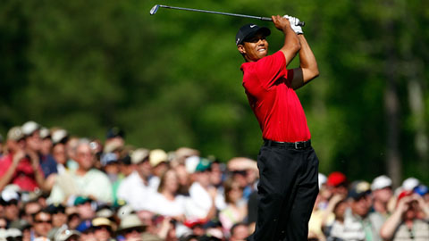 Tiger vuelve en el Masters