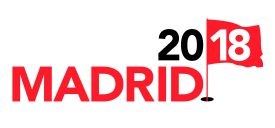 Logotipo de Madrid 2018