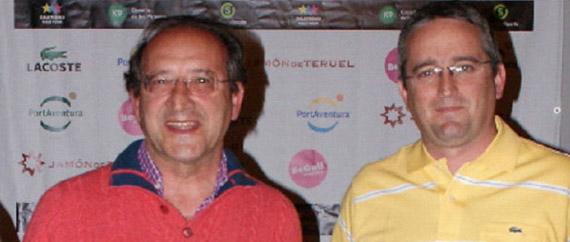 Antonio Sanz, ganador en categoría superior