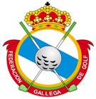 Logotipo de la Federación Gallega de Golf