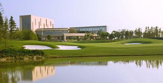 El Suzhou Jinji Lake International Golf Club