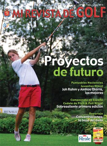 Número 46 de Mi Revista de Golf