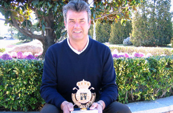 Manuel Moreno, ganador en El Olivar de la Hinojosa (foto Gnews)