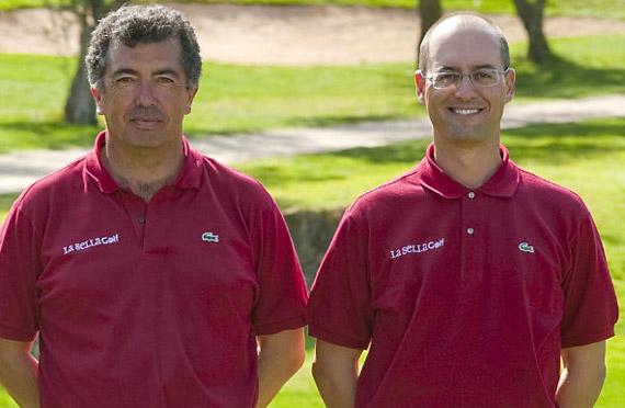 José Manuel Carriles y Dino Ferrer