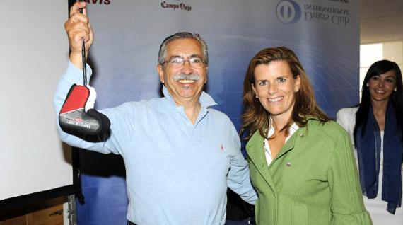 JM Pequeño, ganador bola más cercana con Matarranz Dtra Dral Willis