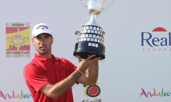 El campeón del Open de España estará en Sawgrass