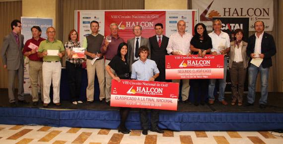 Circuito Galicia Halcon Viajes : El viii circuito halcón viajes pasó por layos crónica golf