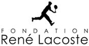 Logotipo de la Fundación René Lacoste