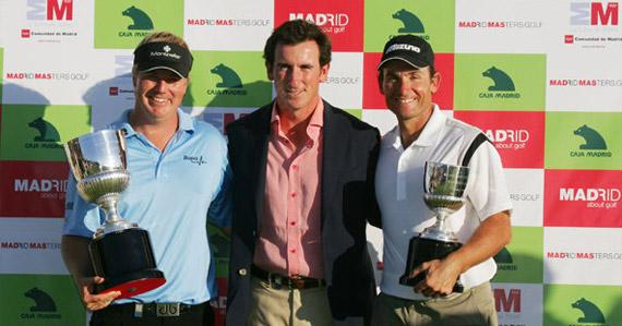 Ross McGowan defiende su título del Madrid Masters