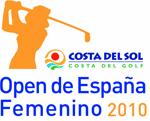 Logotipo del Open de España Femenino 2010