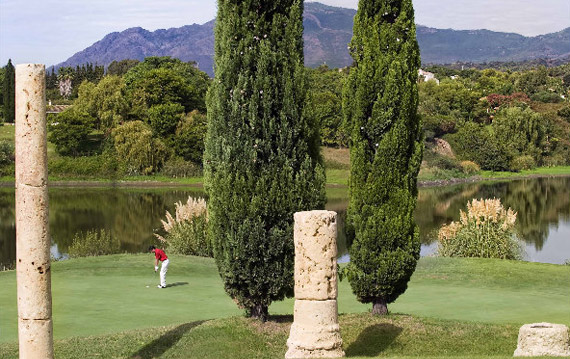 Vista del Flamingos Golf Club