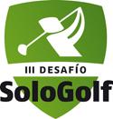 Logotipo del III Desafío Solo Golf