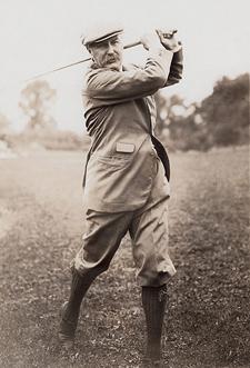 C. B. Macdonald, precursor del golf en EE. UU.