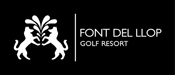 Logotipo de Font del Llop Golf Resort