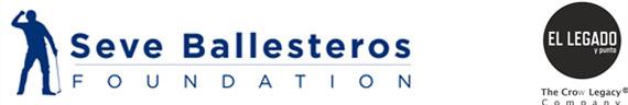 Logotipos de la Fundacion Seve Ballesteros y de El Legado