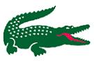 Logotipo de Lacoste