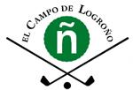 Logotipo del Campo de Golf de Logroño
