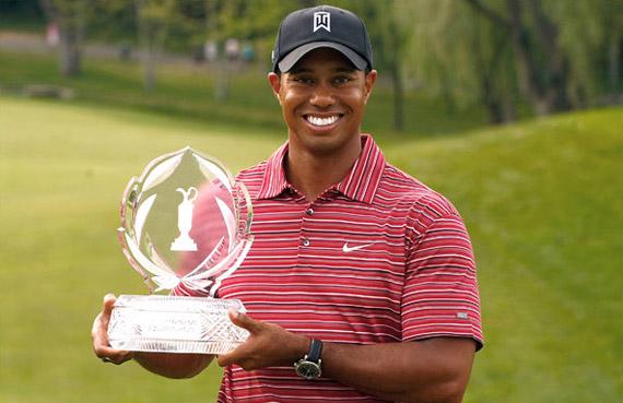 Tiger Woods busca el répoquer en Columbia