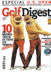 Portada Golf Digest 147