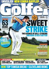 Portada Today's Golfer 270