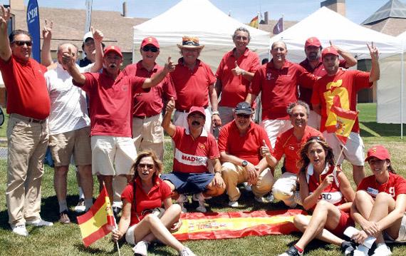 Apoyo a La Roja Copa Comunicación y Empresas