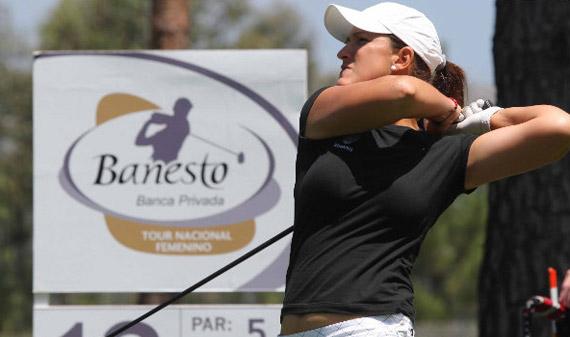 Laura Cabanillas en acción (foto de Fernando Herranz)