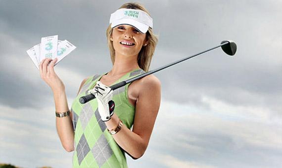 Detrás de este The 3 Irish Open hay una potente campaña publicitaria