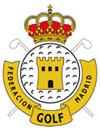 Logotipo de la Federación de Golf de Madrid