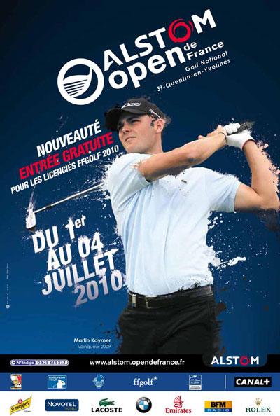 Cartel del Open de France