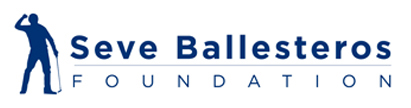 Logotipo de la Seve Ballesteros Foundation
