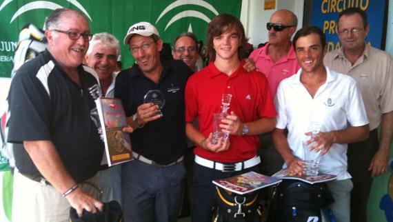 Ganadores del ProAm de Añoreta Golf