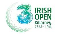Logotipo del The 3 Irish Open