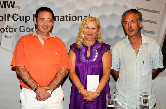 Muniategui,Gil y Ortiz, finalistas BMW en Larrabea