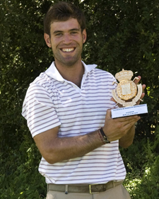 Santiago Seijo, ganador en La Dehesa