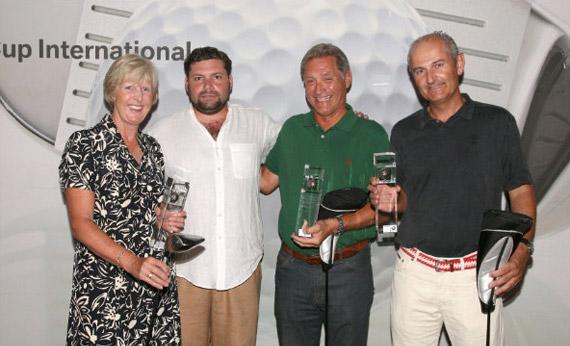 Ganadores del BMW celebrado en Sotogrande