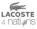 Logotipo del Lacoste 4 Nations