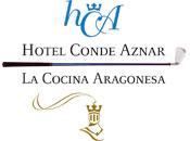Logo del torneo de golf Conde Aznar